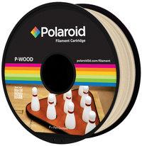 Houtkleur PLA Filament, 3D printer, 1.75mm , merk Polaroid, 500 gram