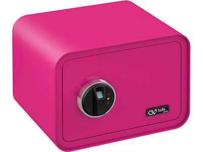 OLYMPIA Go safe 100 Kluis met vingerafdruk sensor.