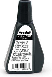 TRODAT Non toxic eco inkt op waterbasis.