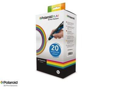 Polaroid 3D-FP-PL-2500-00 Play Filament PLA kunststof 1.75 mm 300 g