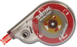 KORES correctie roller KF84300 voor schrijfmachine. Tippex