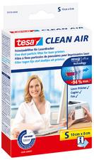 CLEAN AIR fijnstof filter van TESA,  maat M , voor laserprinter, fax en kopier.