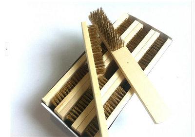 Reinigingsborstel voor de typen van o.a. schrijfmachines